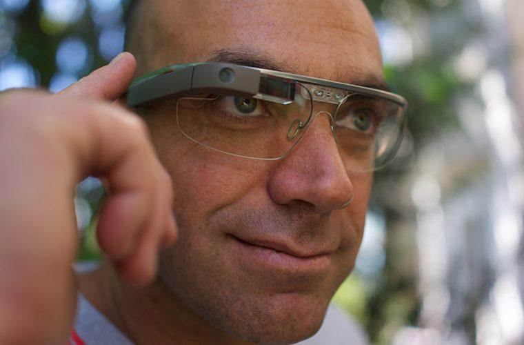 Google Glass – verkstadens nya verktyg