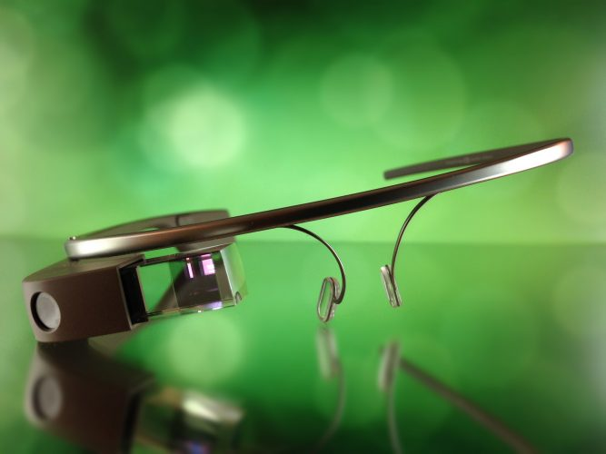 Smarta glasögon – mekanikerns nya verktyg