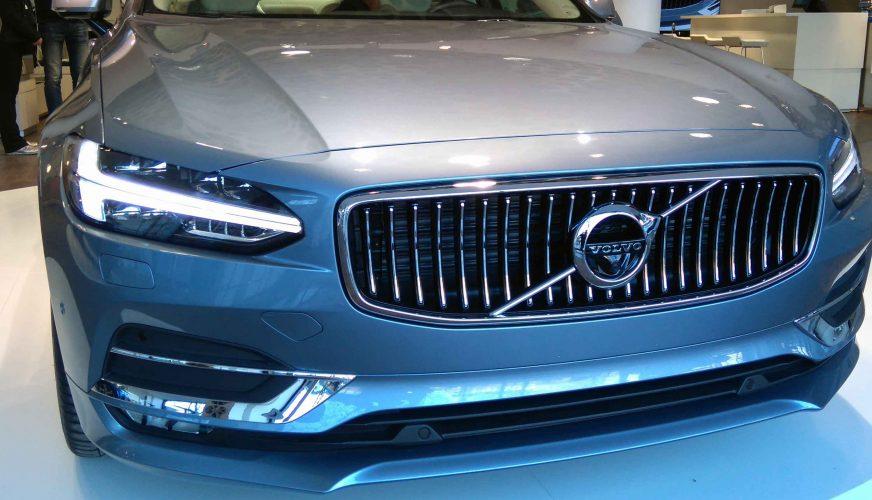 Fler väljer Volvo som tjänstebil