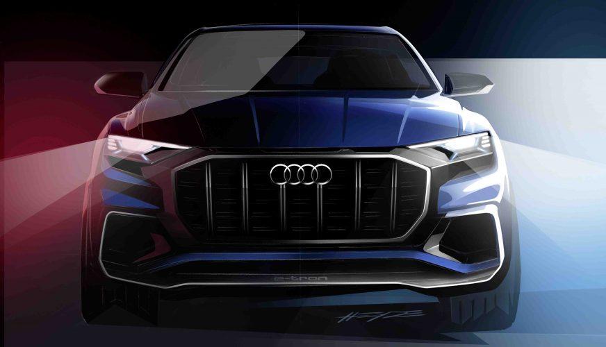 Q8 – nytt koncept från Audi