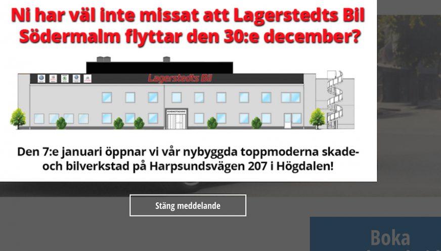 Lagerstedtsfamiljen numera Ford-doktor