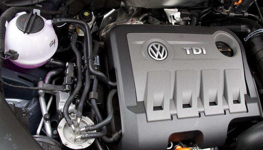 Tekniska åtgärder för TDI-motorer godkända