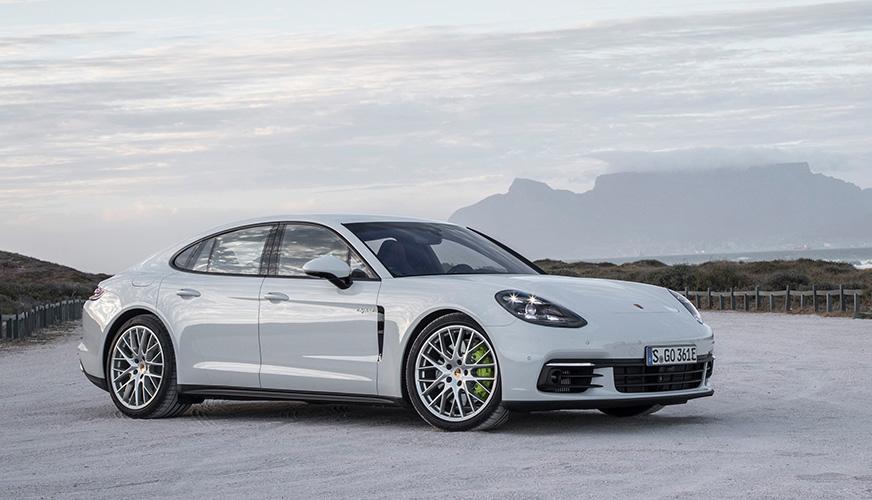 Satsande Porsche öppnar ny anläggning i Jönköping