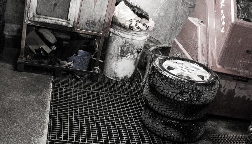 Reportage: Renare hjultvätt