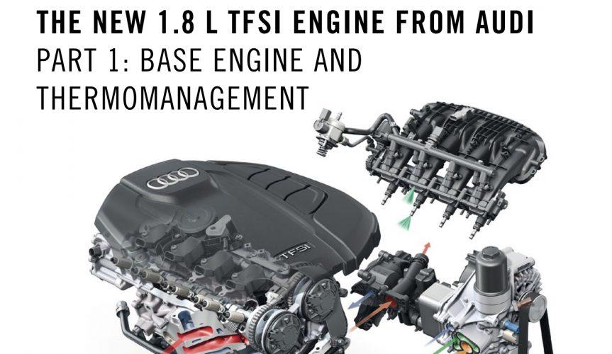 Därför är grenrören integrerade i topplocket på VW:s EA888-motor