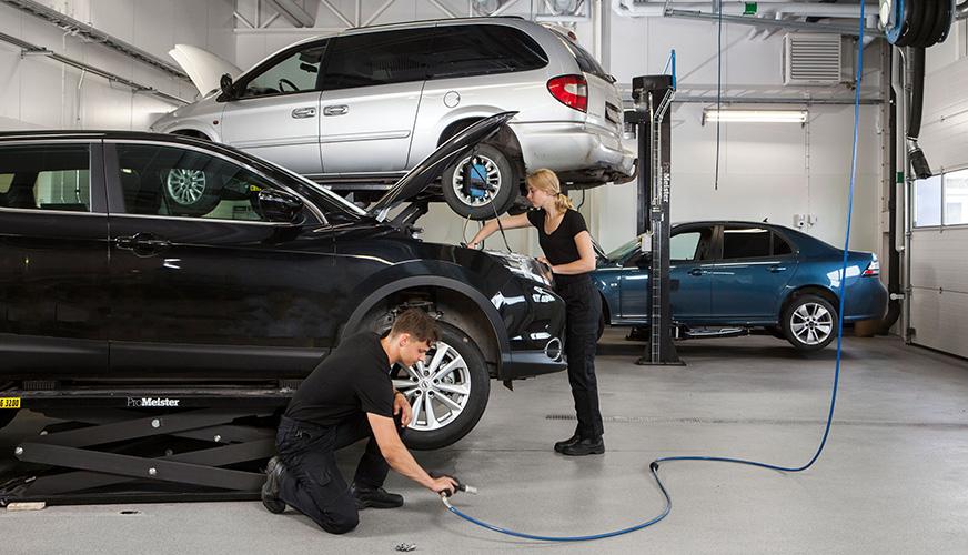 Framtidens mekaniker utbildas i Stockholm och Lund
