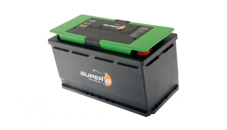 Super-B tar fordons- och fritidsbatteriet till en ny nivå