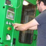 Rengöring av dieselpartikelfilter