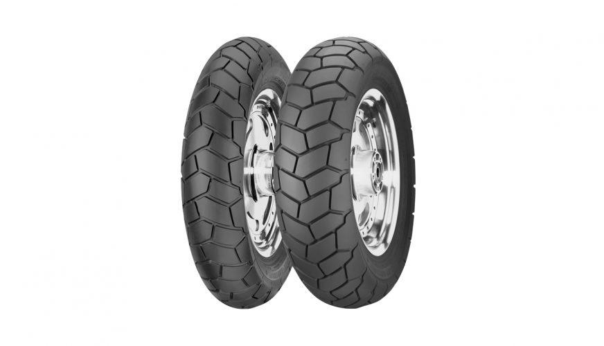 Specialtillverkat däck från Dunlop och HD