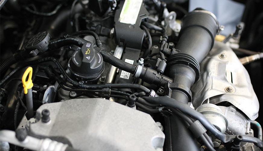 Nyutvecklad teknik kan vara räddningen för dieselmotorn