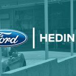 Flera arbetstillfällen på ny Ford-anläggning i Nacka