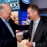 Ford och Volkswagen väljer att jobba ihop