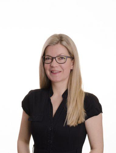 Christine Holst, jurist och vägledare på Hallå Konsument.