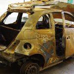 När, var och hur brinner bilen?