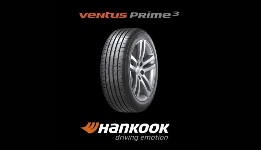 Vinn Sommardäck HANKOOK VENTUS PRIME3 205/55 R16 från Autoexperten