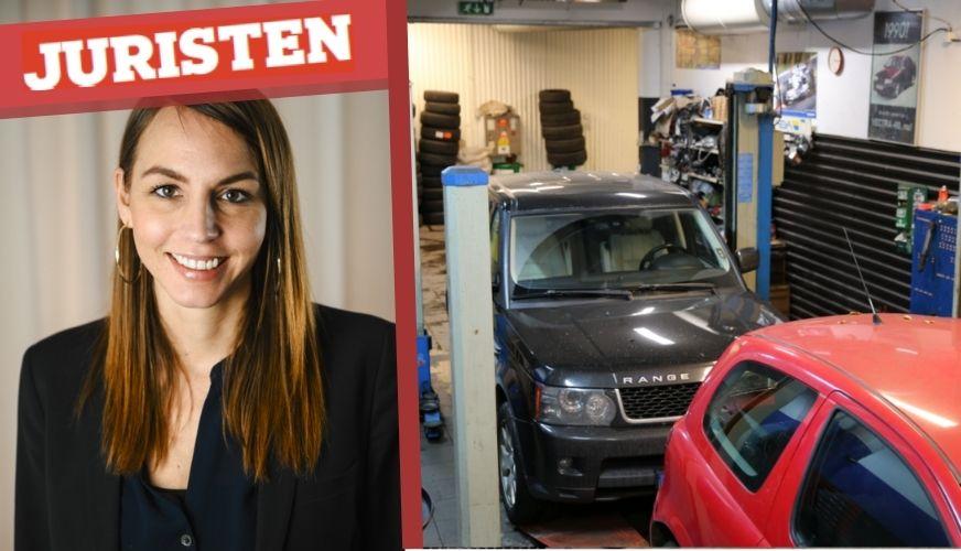 Kunden kan inte betala – vad händer med bilen?