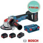 Vinn en sladdlös vinkelslip från Bosch!