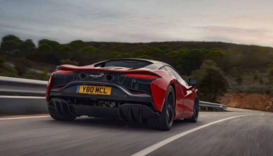 Laddhybrid från McLaren