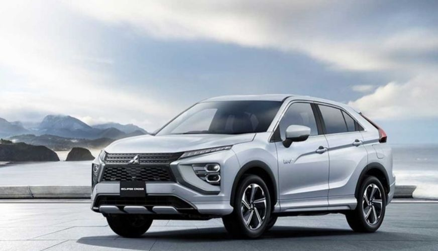 Mitsubishi satsar stort på Eclipse Cross PHEV