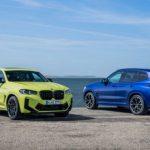 BMW lanserar nya X3M och X4M Competition